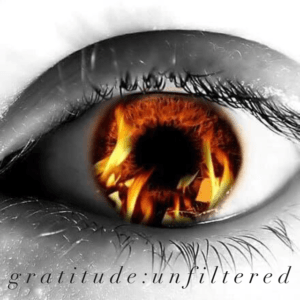 "Gratitude:UnFiltered ""Becoming The Invisible Warrior"""