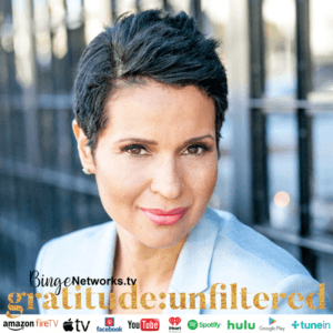"""""""How To Be A Great Leader"""" Gratitude:UnFiltered w/ Alicia Dunams"""