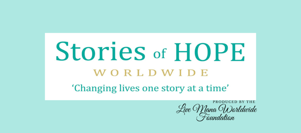 Stories of Hope Worldwide w/ Richy Fogarty